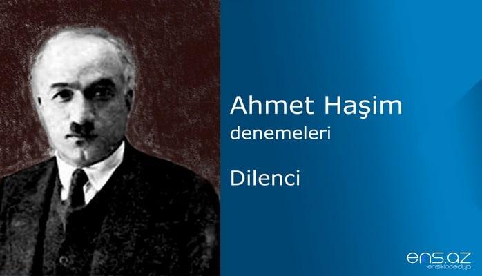Ahmet Haşim - Dilenci