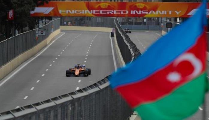 BCC сегодня начинает продажу билетов на этап Формулы-1 в Баку в апреле 2019 года