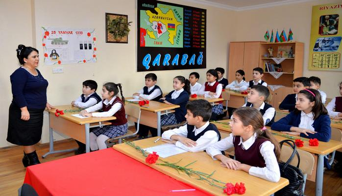 В бакинских школах пройдут уроки, посвященные 20 Января
