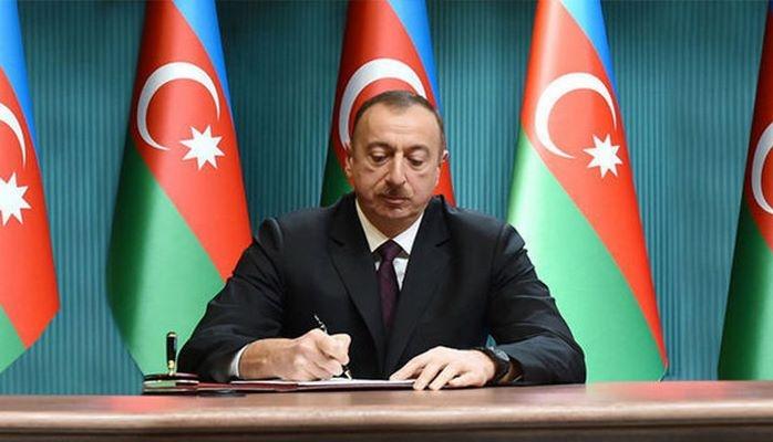 İlham Əliyev 4 sərəncam imzaladı