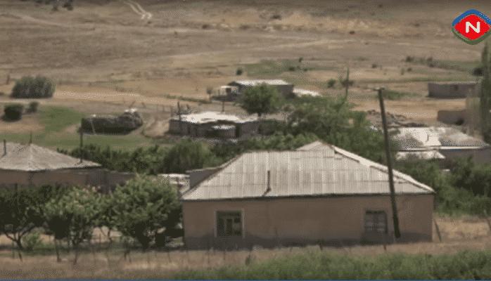 Ermənistanın sərhədyanı kəndlərindən reportaj