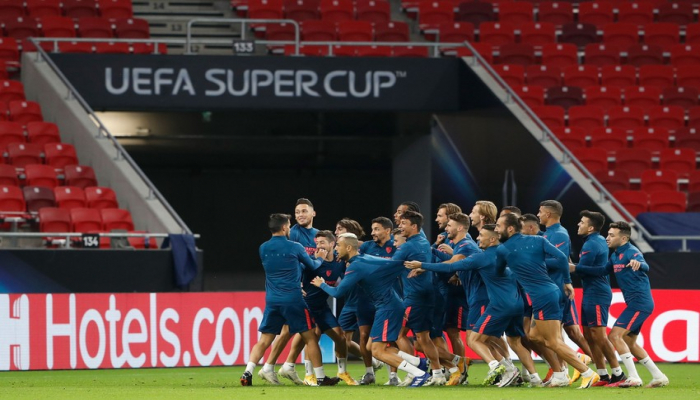 UEFA Superkubok oyununa satılmış biletlərin sayını açıqladı