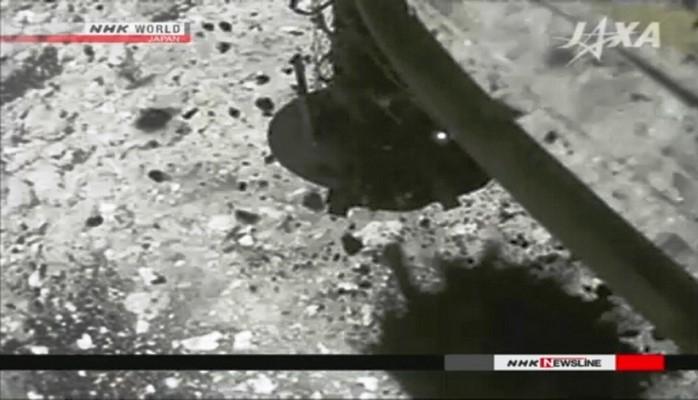 Yaponiyalı alimlər Ryuqu asteroidində suyun olduğunu təsdiq ediblər