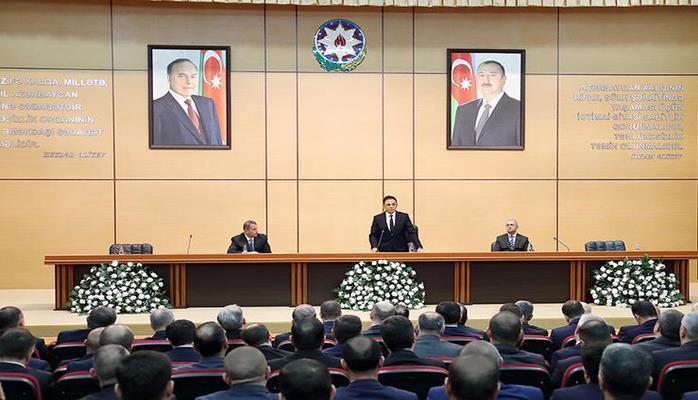Мадат Гулиев: Под мудрым руководством Верховного главнокомандующего Ильхама Алиева государственный флаг будет развеваться на всех исконных азербайджанских землях