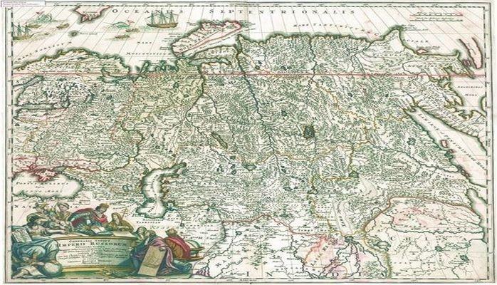 Сокрытая карта XIX века: Где Армения на Кавказе?