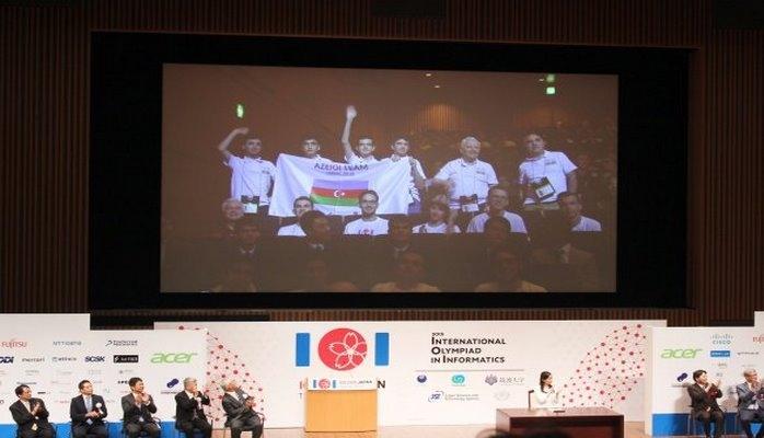 Azercell поддержал азербайджанских вундеркиндов в Японии