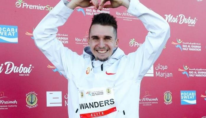 22 yaşlı gəncdən Avropa rekordu