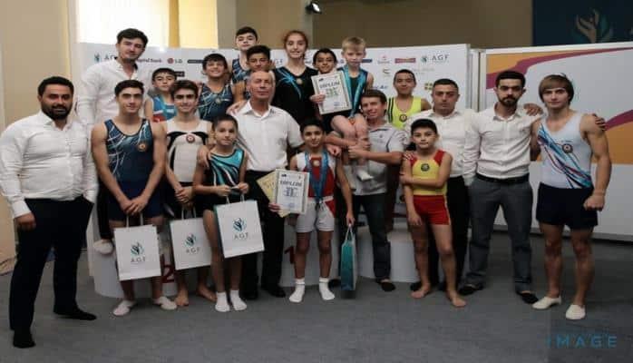 Завершились Чемпионат Азербайджана и первенство Баку по тамблингу