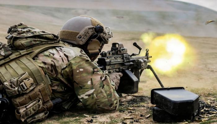 Азербайджанская армия продолжает боевые операции по освобождению земель