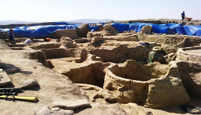 Уникальная археологическая находка в Израиле — маска эпохи неолита