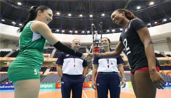 Сборная Азербайджана по волейболу победила команду Тринидада и Тобаго на чемпионате мира
