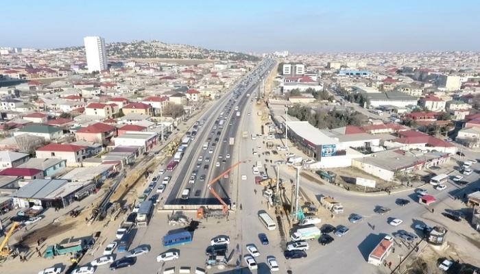 Дорогу перед Бакинским автовокзалом расширят