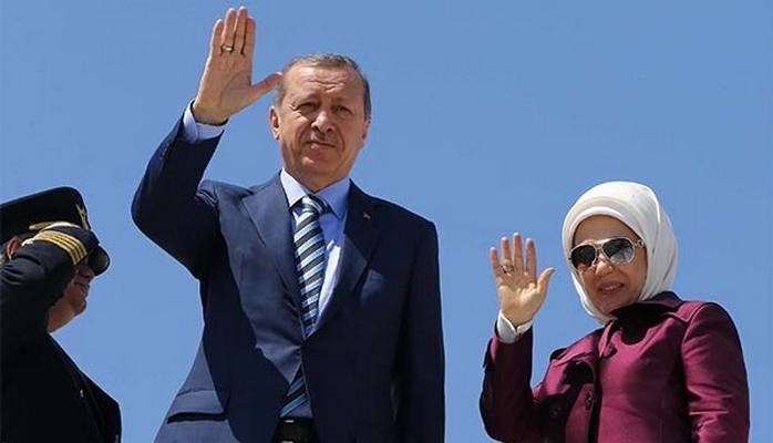 Президент Турции прибыл в Нью-Йорк
