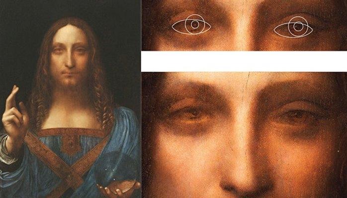 Леонардо да Винчи страдал от косоглазия, выяснил ученый
