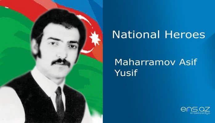 Maharramov Asif Yusif