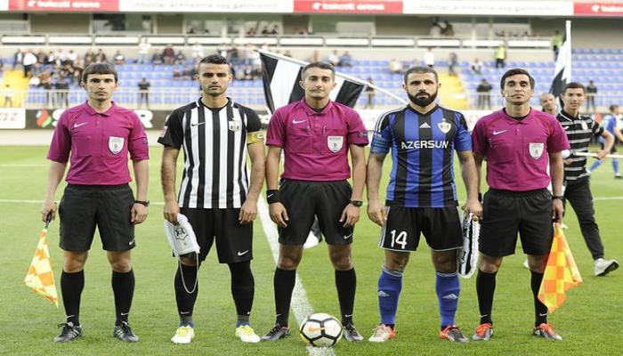 Azərbaycanda futbol hakimlərinin qonorarlarına dəyişiklik edilib