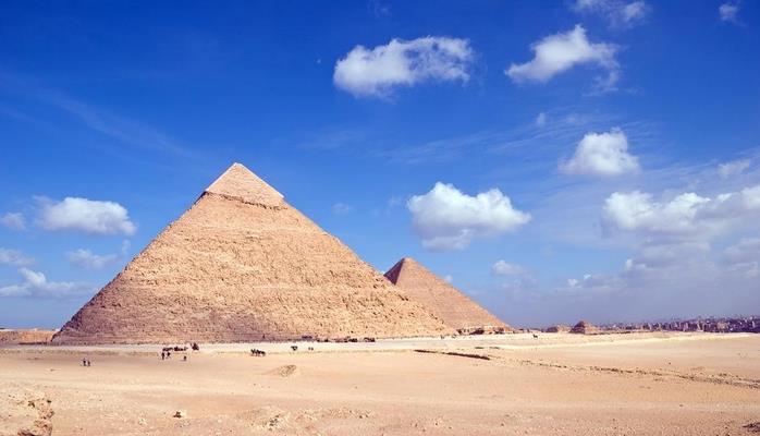Пирамиду Хефрена в Египте открыли после реставрации