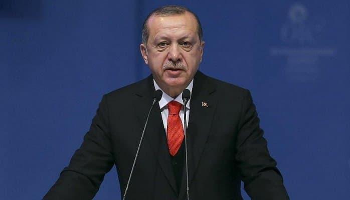"""Ərdoğan: """"İkinci günə kimi oradan uzaqlaşmasanız, başınızı əzəcəyik!"""""""