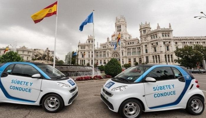 В Мадриде вводят новые правила для автомобилистов