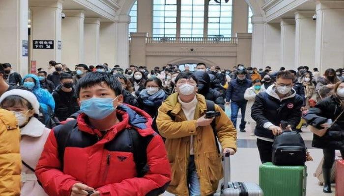 Число жертв коронавируса в Китае достигло 2744