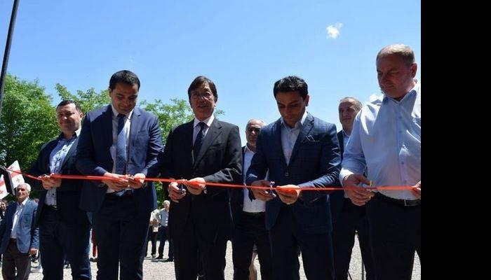 Gürcüstanda Azərbaycan dilli məktəb bərpa olunub