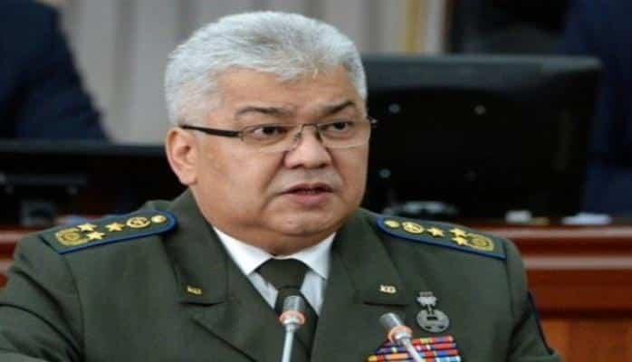 Qırğız Respublikası Milli Təhlükəsizlik Komitəsi sədrinin istefası qəbul olunmayıb