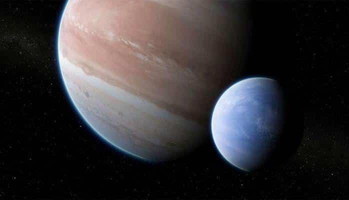 Открыта первая луна за пределами Солнечной системы