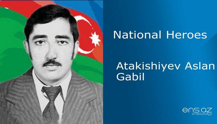 Atakishiyev Aslan Gabil