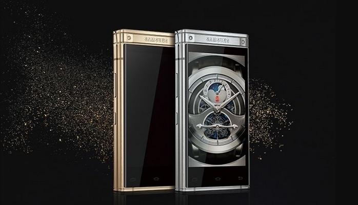 Новый смартфон-раскладушка Samsung получит имя W2019