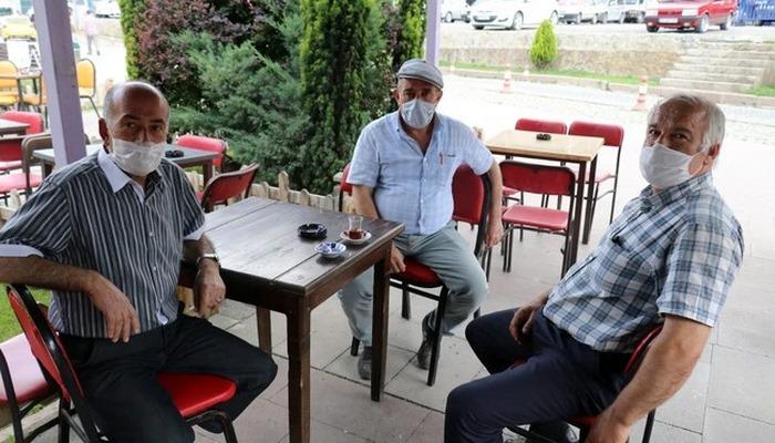 Koronavirüs vaka ölüm oranında ilk sırada olan Gümüşhaneliler gurbetçileri suçladı