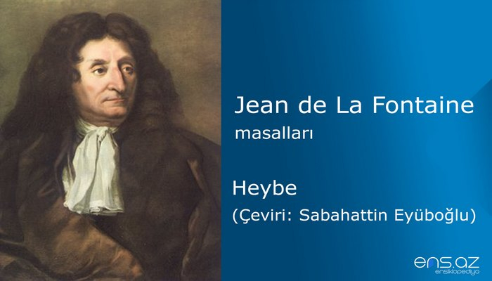 Jean de La Fontaine - Heybe