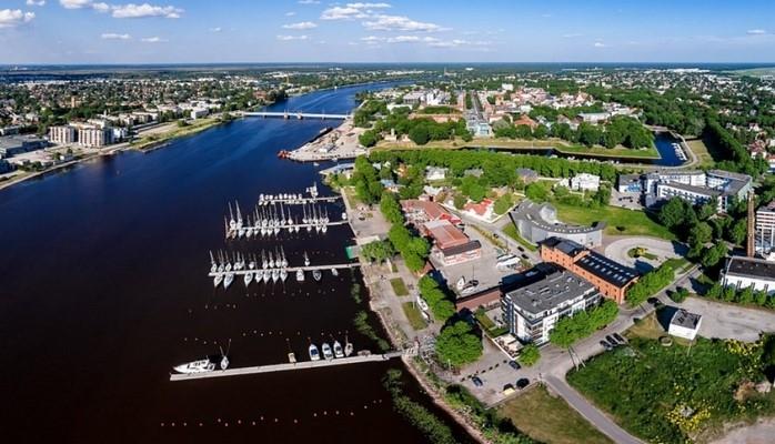 Эстонский город Пярну будет бороться за звание культурной столицы Европы