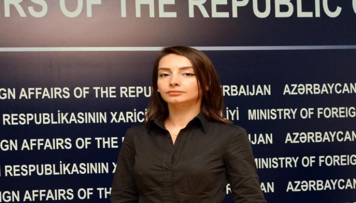 Leyla Abdullayeva: Avstraliya Azərbaycanın suverenliyi və ərazi bütövlüyünü birmənalı şəkildə tanıyır