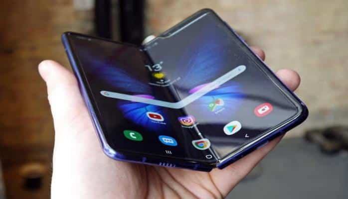 Samsung выпустит обновлённый Galaxy Fold