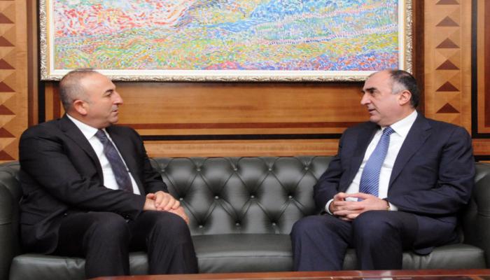 Состоялся телефонный разговор глав МИД Азербайджана и Турции