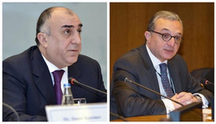 Главы МИД Азербайджана и Армении встретятся в Нью-Йорке 26 сентября