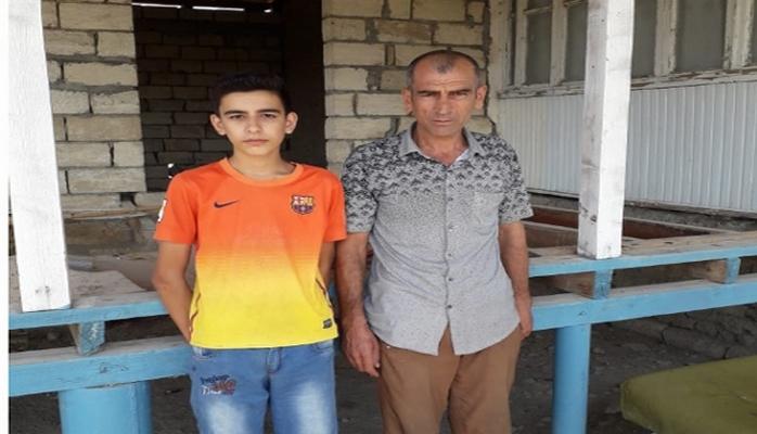 Qarabağ qazisi Azərbaycan xalqına təşəkkür edir - Oğlunun təhsil xərci ödəndi