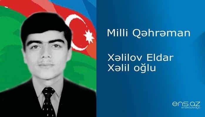 Eldar Xəlilov Xəlil oğlu