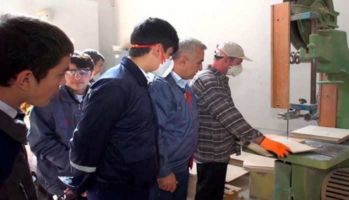 В Азербайджане пройдет очередной этап диагностического оценивания инженерно-преподавательского состава профучилищ