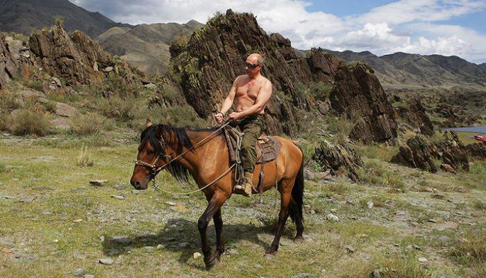 Putin istirahət günlərini necə keçirir?  - Açıqlama