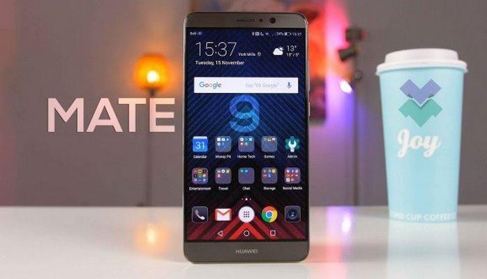 Mate 9 Android Pie yayınlandı! İşte tüm yenilikler!