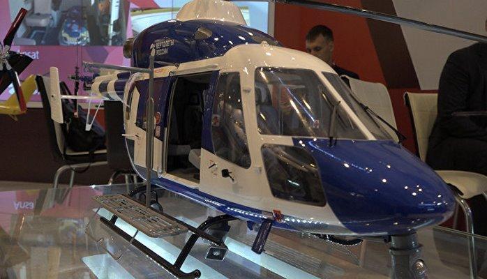 Бакинцам показали новые турецкие военные вертолеты
