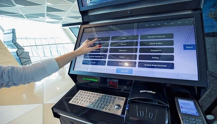 """""""ASAN Viza"""" sistemi vasitəsilə 702 282 viza verilib"""