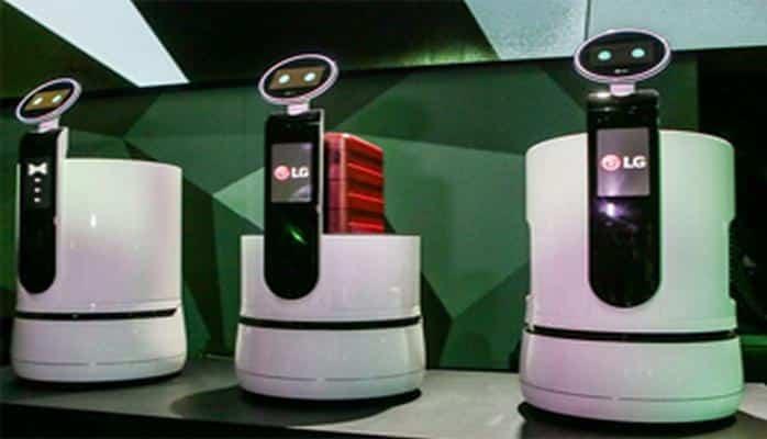 Supermarketlərdə robot arabalar əlçatan olacaq