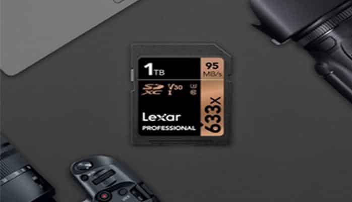 İlk terabaytlıq SD yaddaş kartı təqdim edilib