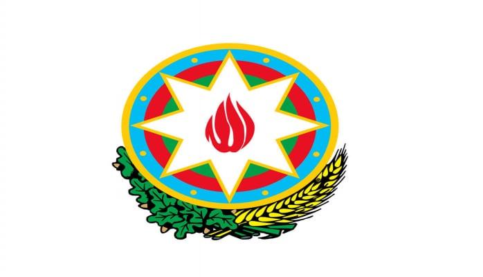 Утверждены правила размещения изображения Государственного герба Азербайджана