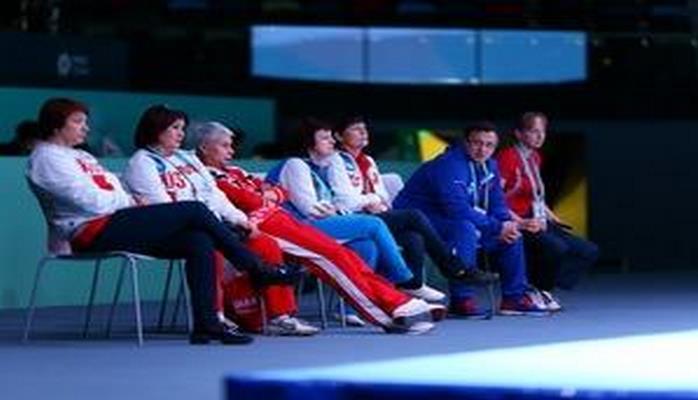 Rusiyalı məşqçi: Biz Bakıda akrobatika gimnastikası üzrə Dünya Kubokunda iştirak etməyi çox istəyirdik