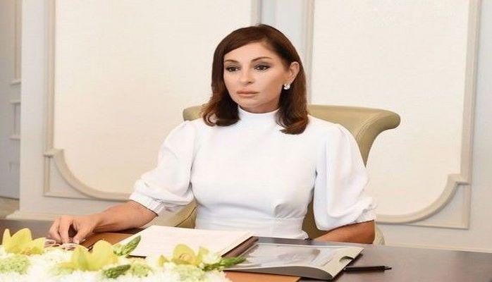Мехрибан Алиева поручила вернуть дом семье шехида
