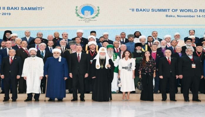 Религиозные лидеры призвали урегулировать нагорно-карабахский конфликт