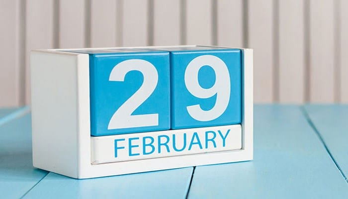 Niyə 29 fevral 4 ildən bir olur?